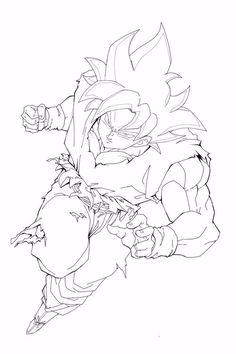 Dragon Ball Z, Dragon Ball Image, Ssj2, Anime Echii, Goku Wallpaper, Ball Drawing, Dragon Sketch, Z Arts, Coloring Book Pages