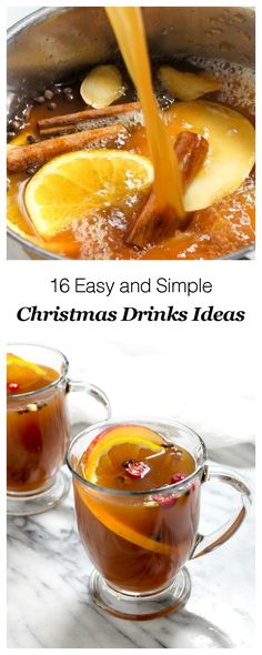No celebration is complete without a signature drink. From candy cane to juice the menu of options is your Christmas gift from us. There are many drinks to make in this Christmas and we have collected some best of them to give you some Christmas drinks ideas. #ChristmasDrinksalcohol #ChristmasDrinksalcoholrecipes #ChristmasDrinksnonalcoholic #ChristmasDrinksforkids