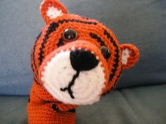 Pattern for ANIMAL Golf Club Covers???? ***EDITED with link to FO and some pics* - KNITTING
