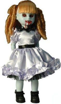Mezco Toyz Living Dead Dolls Vampire Series 19 Orchid