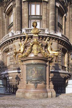 Haussmanns Paris #TravelBuff