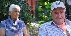 Luigi Camilli e Adelina Di Nenno: 178 anni in due