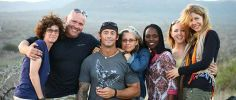 """Christopher Mark Heben, ret. Navy SEAL shares..... """"Having a great Team makes all the difference in the world.... Surround yourself with people who motivate you and challenge you and push you to be even better than you ever thought you could be. Expect the same and do the same for them as well....Water seeks its own level!""""-#CMHQuotes"""