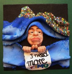 FIMO 50 World project tile from Reinhard Fritz, Germany