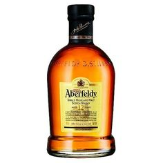 Aberfeldy 12 Year Single Malt Scotch Whisky; You don't have to wait until a special occasion to enjoy a fine whisky   spiritedgifts.com