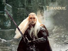 Thranduil - the best warrior in the Middle-Earth