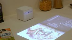 Watch TV in the bath or turn your photos into a virtual pinboard with the clever…