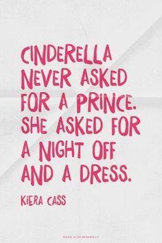 So true! Every girl has her priorities ...