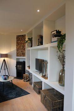 Driehoekige woonkamer (deel 2) - Eigen Huis en Tuin
