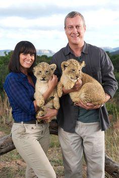 Alice & Danny - baby leopards