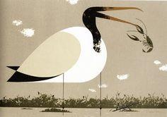 Charley Harper About: The Cincinnati based modernist artist left a legacy that will live on through his wonderful art work. Bird Graphic, Graphic Design, Nature Artists, Bird Artists, Charley Harper, Organic Art, Art Archive, Bird Illustration, Artist Art