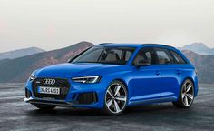 America Wont Get the Audi RS4 Avant : The high-performance compact wagon market is a niche too far for Audi which wont sell the RS4 Avant in America. Revealed on Tuesday at the Frankfurt motor show the Avant benefits from the same 2.9-liter biturbo V6 as the RS5 Coupe with which it shares a chassis. Making 450 hp and 442 lb-ft of torque it hits 60 mph from a standing start in just 4.1 seconds and will go all the way up to about 175 mph. Despite that sales in America just wouldnt be high…