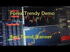 Forex Trendy Demo - Best Trend Scanner - YouTube