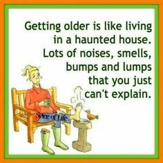 24 Absolutely Funny Sayings About Old Age to Tickle Your