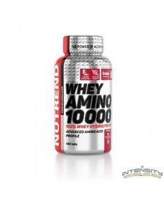 Proteine idrolizzate del siero del latte dall'alto livello di idrolisi enzimatiche. Mediante questo processo produttivo COMPRESS WHEY AMINO 10000 riesce a contenere il più alto numero di peptidi liberi che consentono il più rapido assorbimento degli amminoacidi dal tratto digerente per il passaggio nel sangue e successivamente nelle cellule muscolari. Ogni compressa di COMPRESS WHEY AMINO 10000 contiene 2500 mg di idrolizzati. Una dose fornisce l'apporto massimo dei necessari amminoacidi AA…