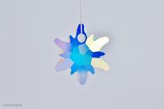 Die Edelweiss Blume war Swarovski's Logo für fast ein Jahrhundert. Jetzt feiern sie 120 Jahre und bringen einen innovativen neuen Schliff auf den Markt. Die #Edelweiss-family. Hier der Swarovski® 6748 Edelweiss Pendant in Crystal Aurore Boreale (001AB)