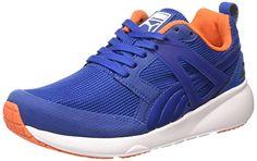 Puma Aril, Unisex-Erwachsene Sneakers, Blau (limoges-white 10), 44.5 EU (10 Erwachsene UK) - http://uhr.haus/puma-6/44-5-eu-puma-arial-unisex-erwachsene-sneakers-grau-7