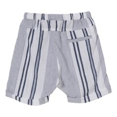 Lucas Striped Shorts-product