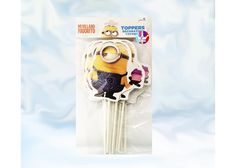 eFantasyMx: Minions, Toppers decorativos, 12 pzs - Kichink Minions, Marvel, Disney, Stuff To Buy, Parties Kids, The Minions