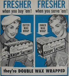 16 best book cover design inspiration images on pinterest book 1950s saltine packaging fandeluxe Gallery