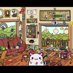 Look what the cat dragged in! #KleptoCats
