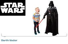 """48"""" Darth Vader"""