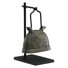 I Pinned This Antique Livestock Bell From The Remington & Mills Event At Joss And Main!
