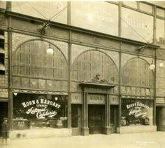 Horn & Hardart Automat  East 14 Street,  1933........Roast  Beef  Manhattan  to die  for !!!