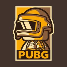 Check out this awesome 'PUBG+HOPE+Gold+Rush' design on @TeePublic!