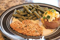 Dijon Panko Tilapia - quick and so tasty! Healthy Soup, Healthy Snacks, Healthy Eating, Healthy Recipes, Healthy Dishes, Fish Recipes, Seafood Recipes, Florida Food, Tilapia