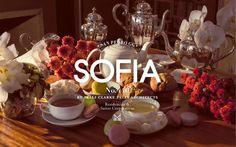 Branding by Anagrama for Sofia, a building in Mexico via Breanna Rose