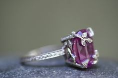 ok, the women who makes these rings is Cathy Waterman, I LOVE all of her rings :D she made this one (pin 10) pin 3, and the next few that I am pinning