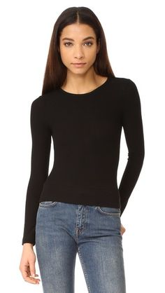 GETTING BACK TO SQUARE ONE Cropped Pullover