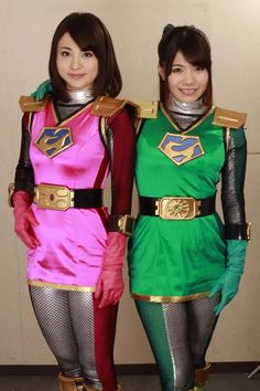 Cosplay Outfits, Cosplay Costumes, Pink Power Rangers, Go Busters, Marvel Girls, Catsuit, Asian Woman, Superhero, Stylish