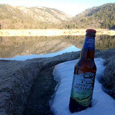 #CrispApple from Erik L. in Pinecrest Lake, CA