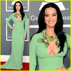 Katy Perry - Grammys 2013 Red Carpet