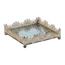 Studio Décor® Viewpoint Notting Hill Metal Lace Tray