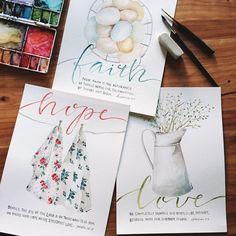 Love Ruth's art!  Faith, Hope, and Love.jpg