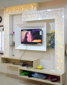 Easy And Cheap Tricks: False Ceiling Wedding Reception Ideas false ceiling details living rooms. Amazing and Unique Tricks Can Change Your Life: Wooden False Ceiling Interiors false ceiling hall spaces.False Ceiling With Wood Home. Tv Unit Design, Bedroom Interior, Master Bedroom Design, Bedroom Design, Living Room Tv Unit, Living Room Designs, False Ceiling Design, Tv Wall Design, Wall Design