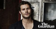 He plays a serial killer in The Fall and stars in the film version of Fifty Shades of Grey. Jamie Dornan gets physical for the Observer