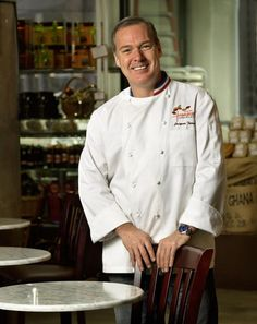 Chocolatier Jacques Torres Treats Fans to a Halloween Feast, Reveals His Other Favorite Food