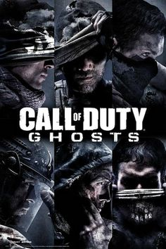 A fantastic poster from a fantastic video game - Call of Duty: Ghosts! Check out the rest of our excellent selection of Call of Duty posters! Need Poster Mounts. Video Game Posters, Video Games, 1 Vs 1, Gaming Posters, Art Posters, Ghost Videos, Mundo Dos Games, Team Games, Ps4 Games