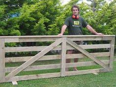 photos of farm gates