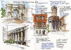 architectural drawing styles - Google Search