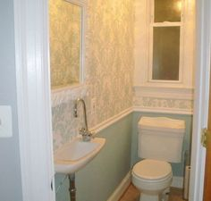 Image Of Click Pic for Small Bathroom Ideas on a Budget Side Positioned Faucet DIY