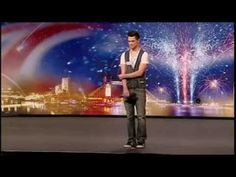 Shaun Smith - Ain't No Sunshine :: Britain Got Talent 2009 Auditions.
