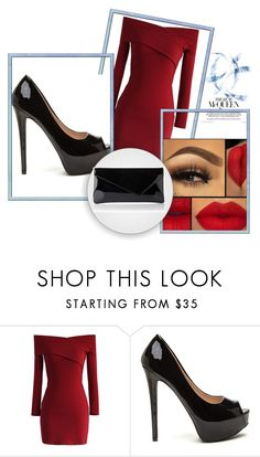 """Bez naslova #6"" by anidahadzic ❤ liked on Polyvore featuring Chicwish"