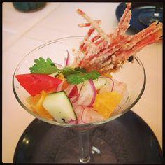 Seattle Visit: Nishino Restaurant Tasting Menu