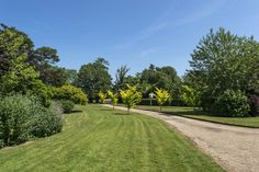 Fair Oak Farm - Driveway and lawns.  Available for short lets.  www.fairoakfarm.co.uk Fair Oaks, Lawns, Country Estate, East Sussex, Corporate Events, Hospitality, Sidewalk, Country Roads, Let It Be