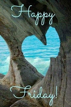 Heart Ocean Happy Friday days friday friday quotes friday im Best Friday Quotes, Happy Weekend Quotes, Sunday Quotes, Happy Quotes, Friday Qoutes, Friday Wishes, Quotes Positive, Friday Messages, Wishes Messages